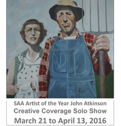 Creative Coverage Solo Show